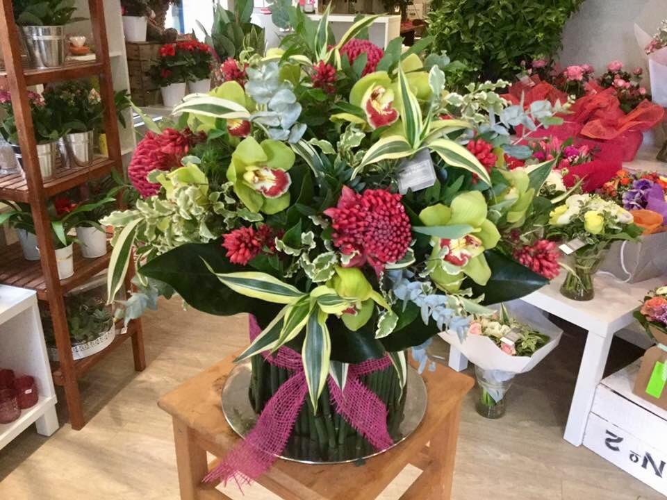 Bouquet abonnement AU TEMPS DES FLEURS | Fleuriste au Plessis-Robinson