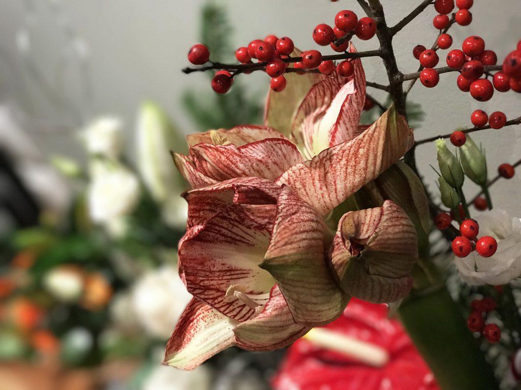 Composition florale AU TEMPS DES FLEURS | Fleuriste au Plessis-Robinson